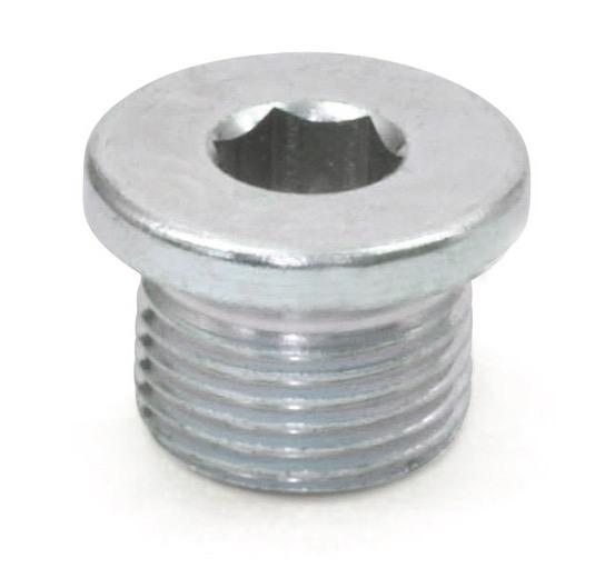 Tappi cilindrici con guarnizione